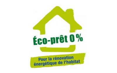 Eco pret à taux 0%
