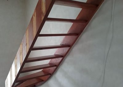 Aménagement intérieur d'un escalier 1