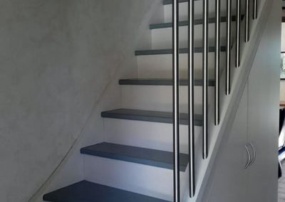 Aménagement intérieur d'un escalier 3