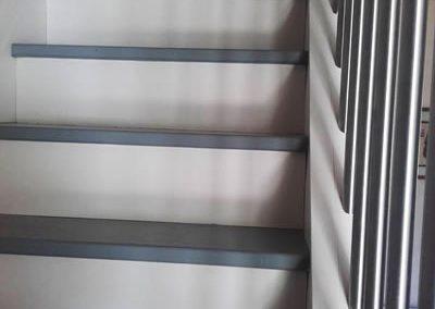 Aménagement intérieur d'un escalier 4