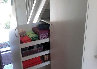Aménagement intérieur d'un escalier 6