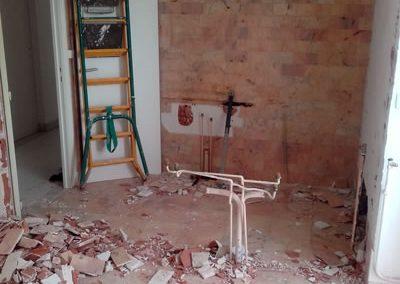 Rénovation de salle de bain 1